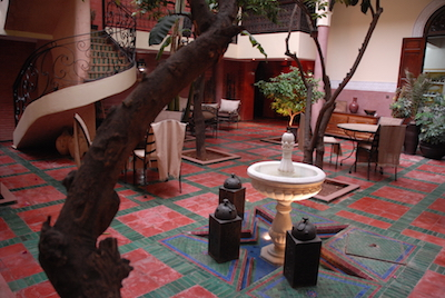 Riad Dar Nejma Marrakech - Le Patio